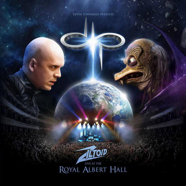 Ziltoid Live at the Royal Albert Hall by Devin Townsend Project