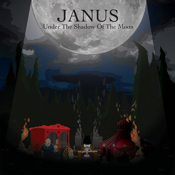 Under The Shadow Of The Moon by Janus