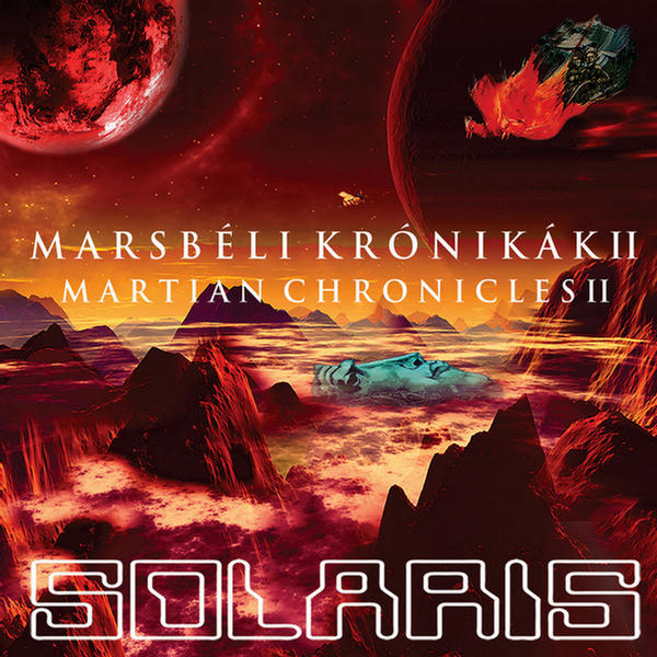 The Martian Chronicles by Solaris