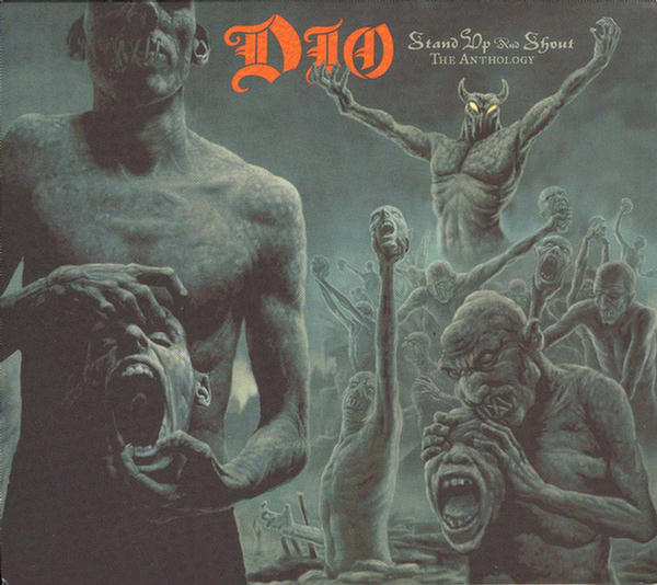 Stand Up And Shout - The Anthology Cd 1 by Ronnie James Dio