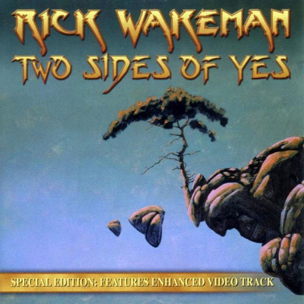 Two Sides Of Yes by Rick Wakeman