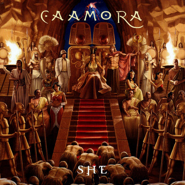 She (Disc 2) by Caamora