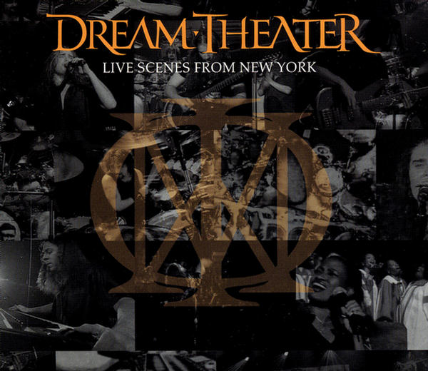 Live Scenes From New York (Disc 1) by Dream Theater