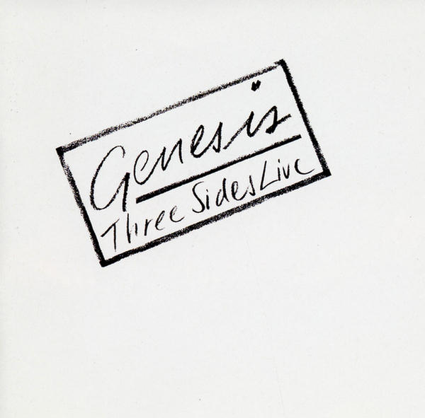 Three Sides Live (2009 Remaster) by Genesis