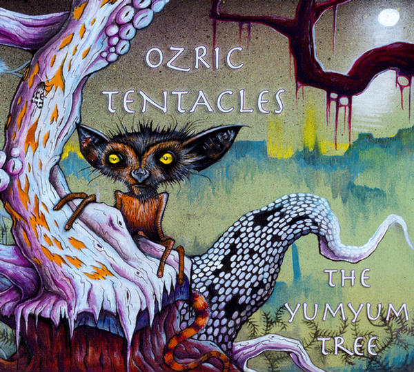 The Yum Yum Tree by Ozric Tentacles