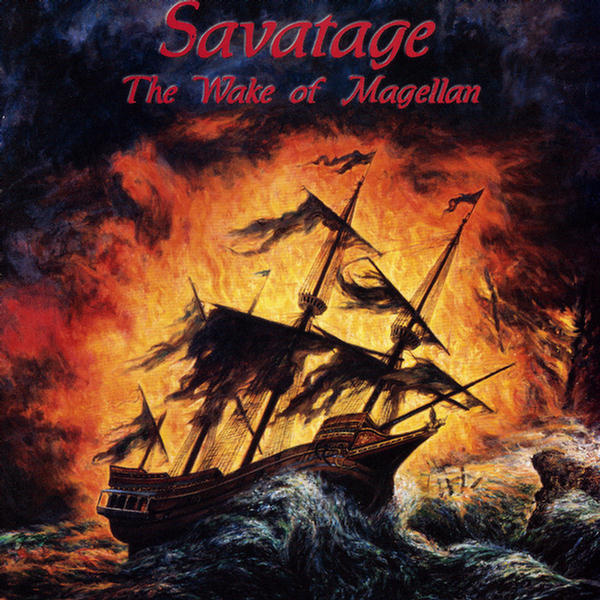 The Wake of Magellan by Savatage