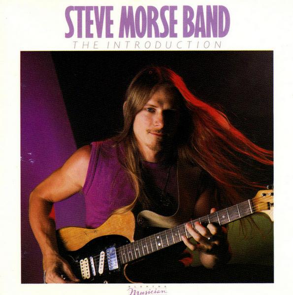 Steve morse band structural damage
