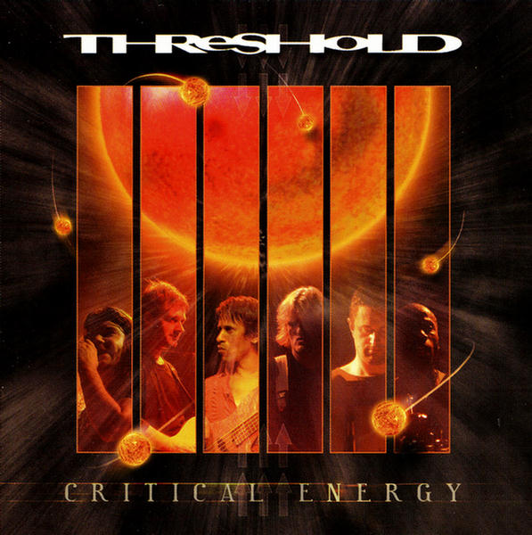 Critical Energy CD1 by Threshold