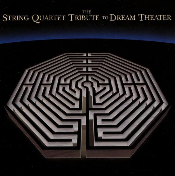 Tribute to Dream Theater by Vitamin String Quartet