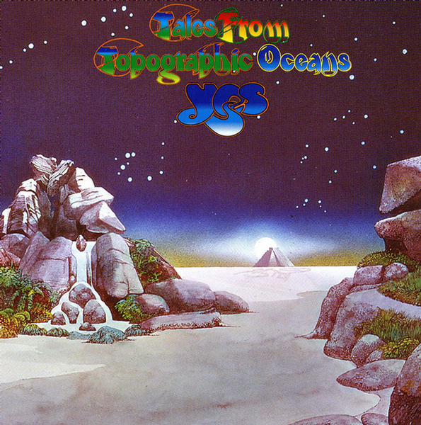 Tales From Topographic Oceans Cd 2 (2016 New Steven Wilson Stereo Remix-Remaster) by Yes